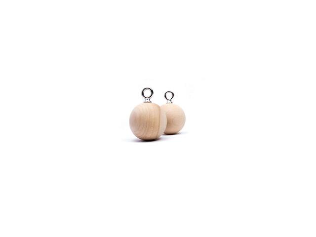 Fixe Dragon Balls 10cm Wood